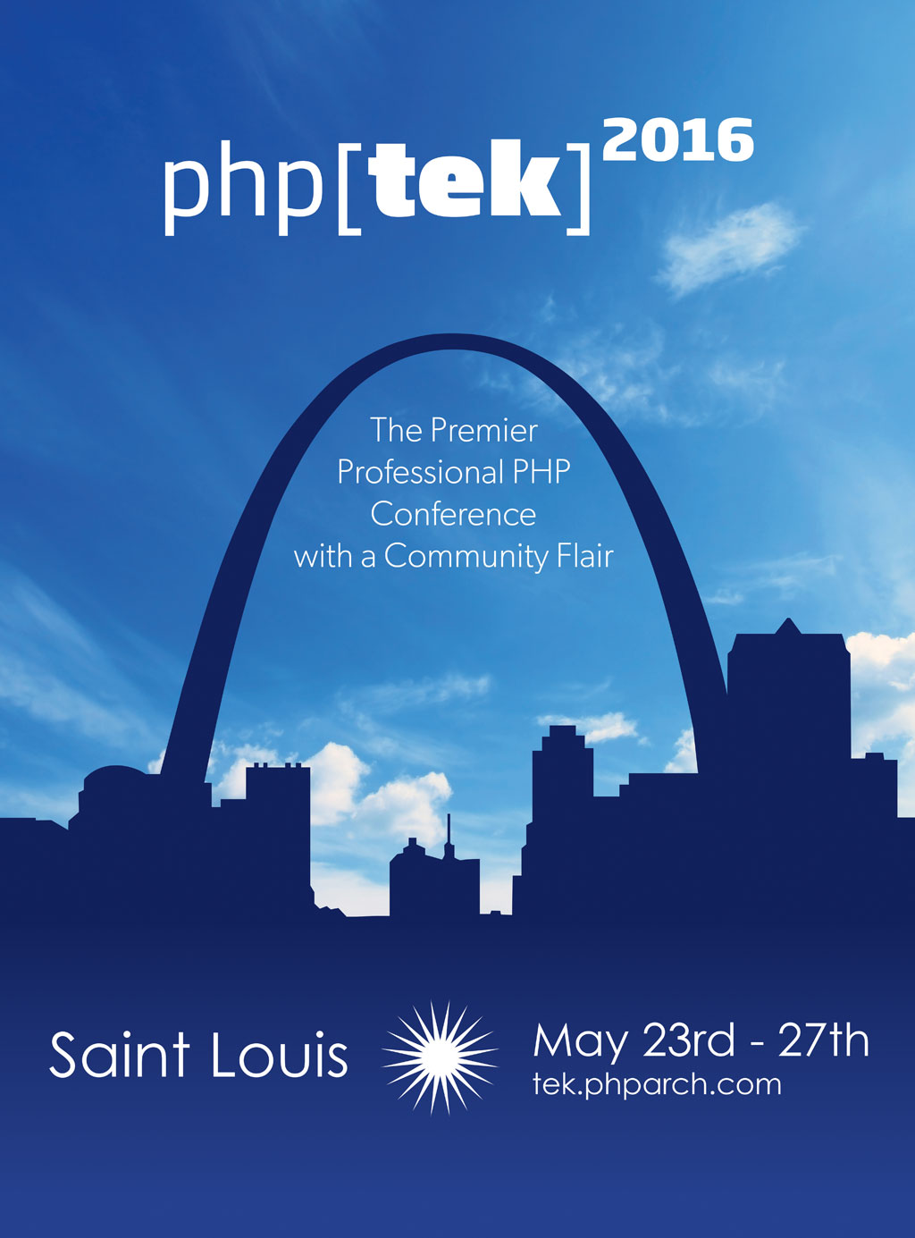 php[tek] 2016 - St. Louis - May 23rd - 27th